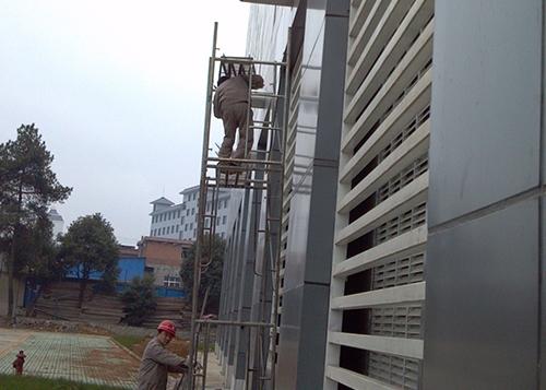 贵州移动花溪枢纽柴油发电机组降噪工程