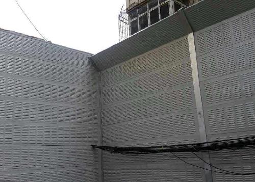 冷却塔隔音墙