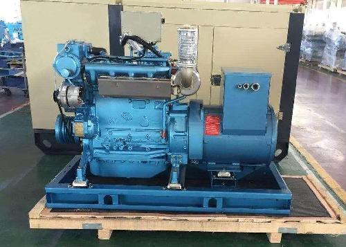 六盘水柴油发电机组降噪处理