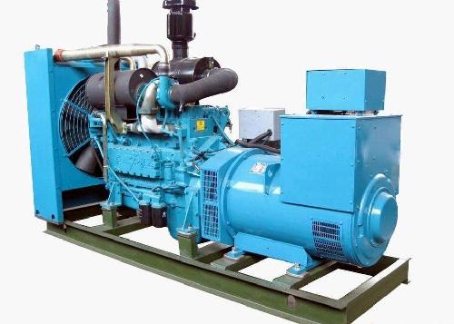 六盘水柴油发电机组降噪