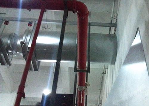 六盘水降噪治理消声器