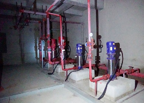 泵房消声降噪治理