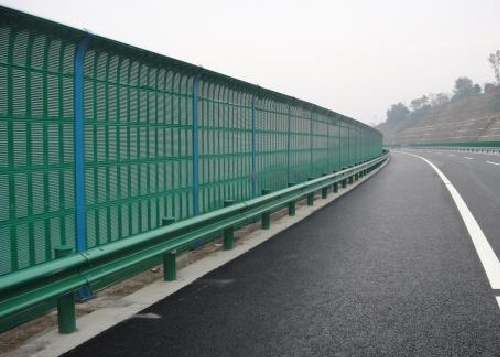 重庆市道路交通降噪